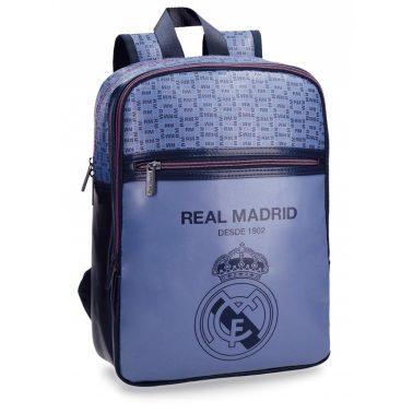 Детска раница с Реал Мадрид синя