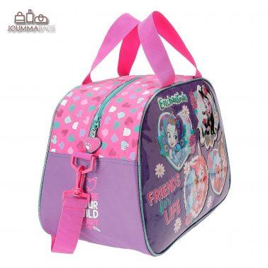 """Удобна чанта за пътувне от колекция """"EnchanTimals"""""""
