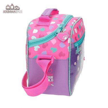 """Модерна чанта с къса и дълга дръжка от колекция """"EnchanTimals"""""""