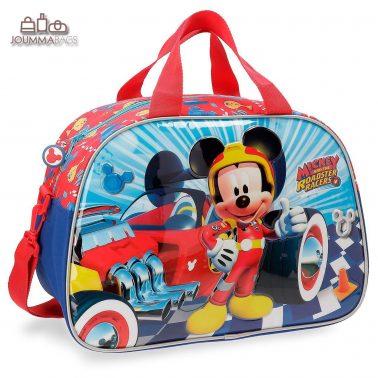 """Практична пътна чанта """"Mickey"""" с дълга и къси дръжки"""