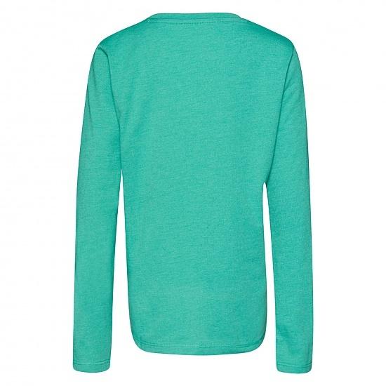 Детска блуза с ефектна щампа TOM TAILOR зелена