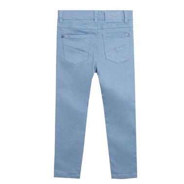 Цветни дънки с италиански джоб от Newness сини