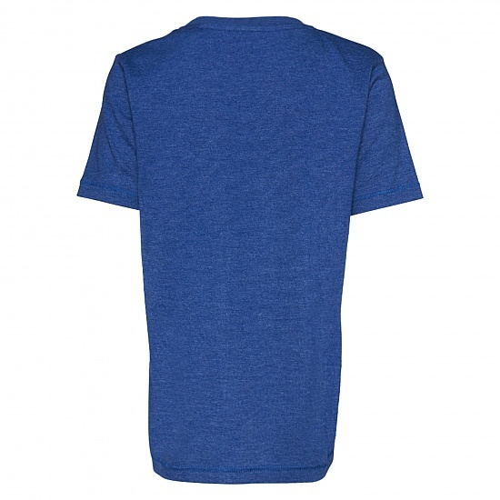 Детска блуза с баскетболна щампа Tom Tailor синя
