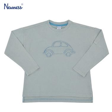 Блуза Newness с автомобил ''костенурка'' резеда