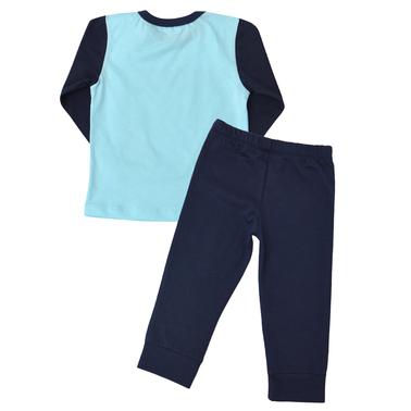 Детска пижама Snooze светло синя