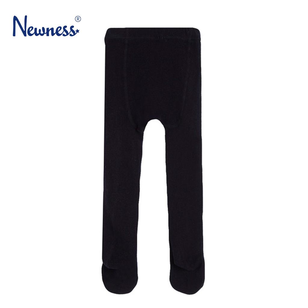 Мек чорапогащник Newness със стъпало тъмно син