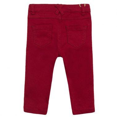 Панталон в цвят бордо от Newness