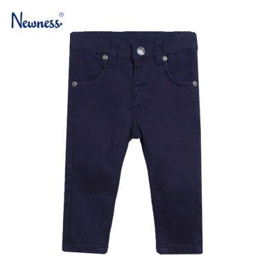 Панталон в тъмно син цвят от Newness