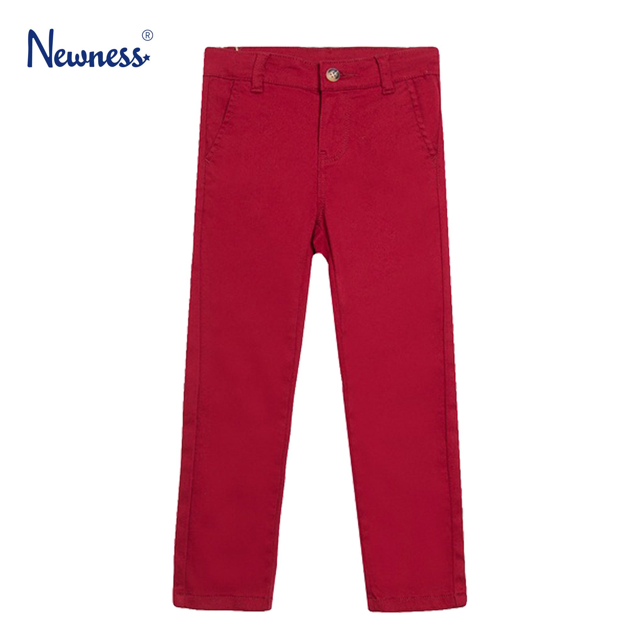 Елегантен панталон в бордо от Newness