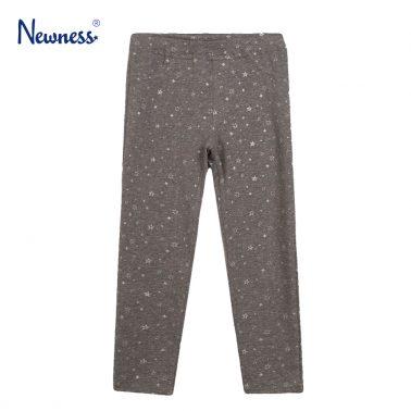 Клин Newness в сиво с брокатени звездички