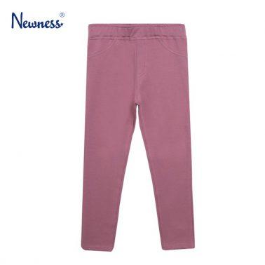 Изчистен клин Newness в тъмно розово с имитация на джобове
