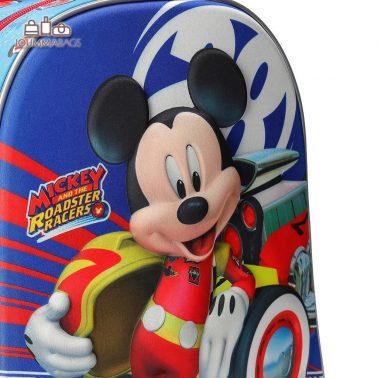 Раница с 3D декорация Mickey с едно отделение