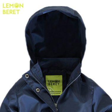 Елегантно непромокаемо яке в тъмно синьо от Lemon Beret
