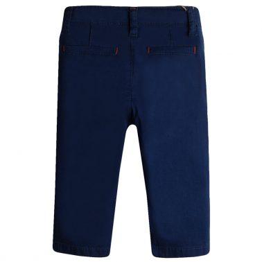 Елегантен тъмно син панталон Newness с италиански джоб