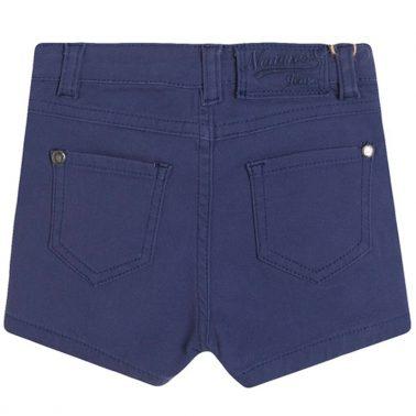 Къси панталонки в тъмно синьо от Newness