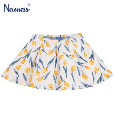 Елегантна пола на лалета от Newness в бяло