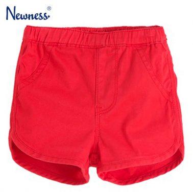 Текстилни панталонки в червено от Newness