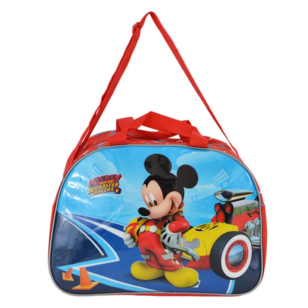 Детска пътна чанта с Мики маус
