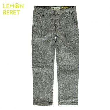 Детски елегантен панталон в сиво