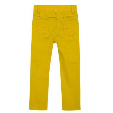 Официален детски панталон в жълто
