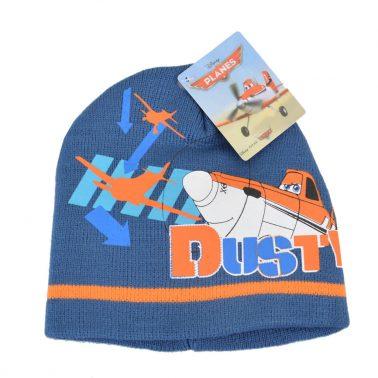 Детска зимна шапка Planes синя