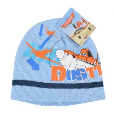 Детска зимна шапка Planes светло синя