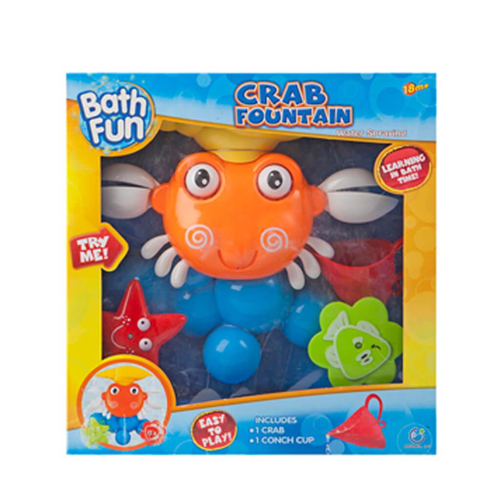 Занимателна бебешка играчка за баня с раче