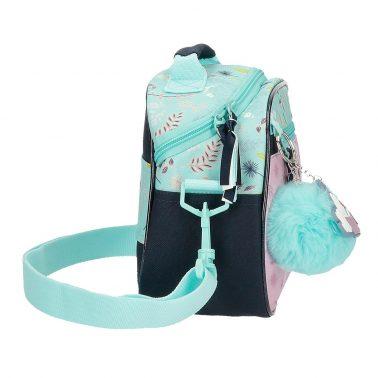 Детска чанта тип куфарче с Елза и Анна от Frozen