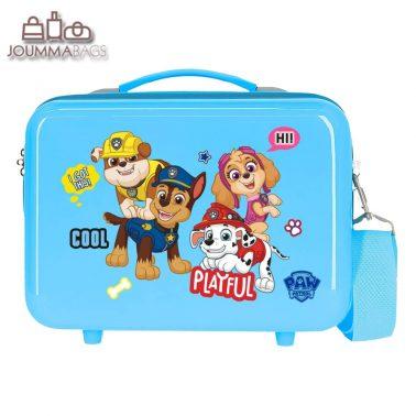 Детска твърда пътна чанта Пес Патрул