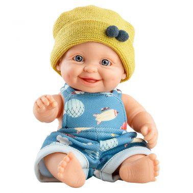Кукла бебе Тео 21 см