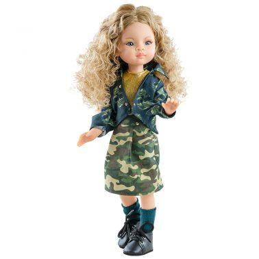 Кукла Маника с движещи се части 32 см