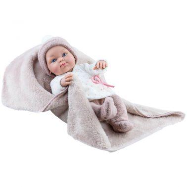 Кукла бебе с одеалце 32 см