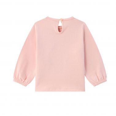 Детска блуза на близалки в розово